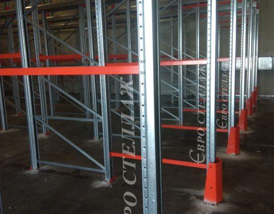 отделка помещений склада